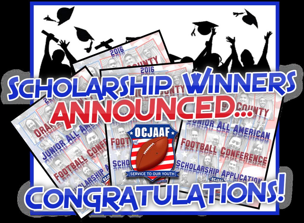 Scholars scholastics the ocjaaf. College clipart scholarship recipient