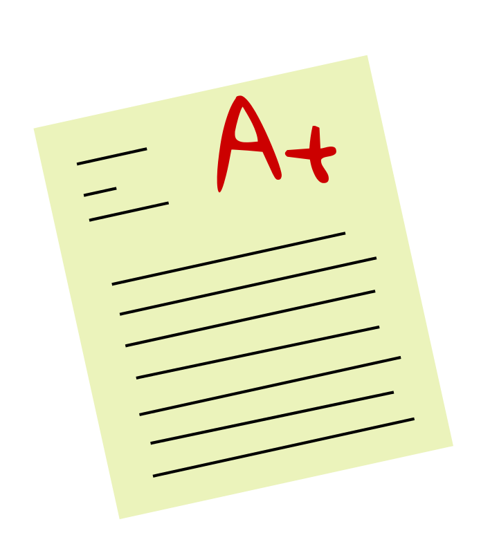 Writer clipart teacher grading papers. How to improve your