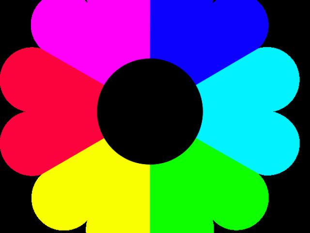 color huge freebie. Colors clipart printable