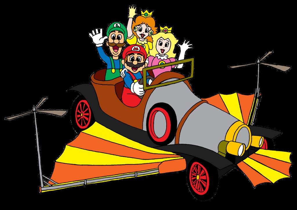 Mario car free collection. Pomegranate clipart cartoon