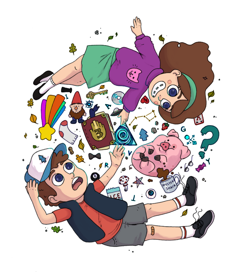 Color clipart children's. Mystery kids by little