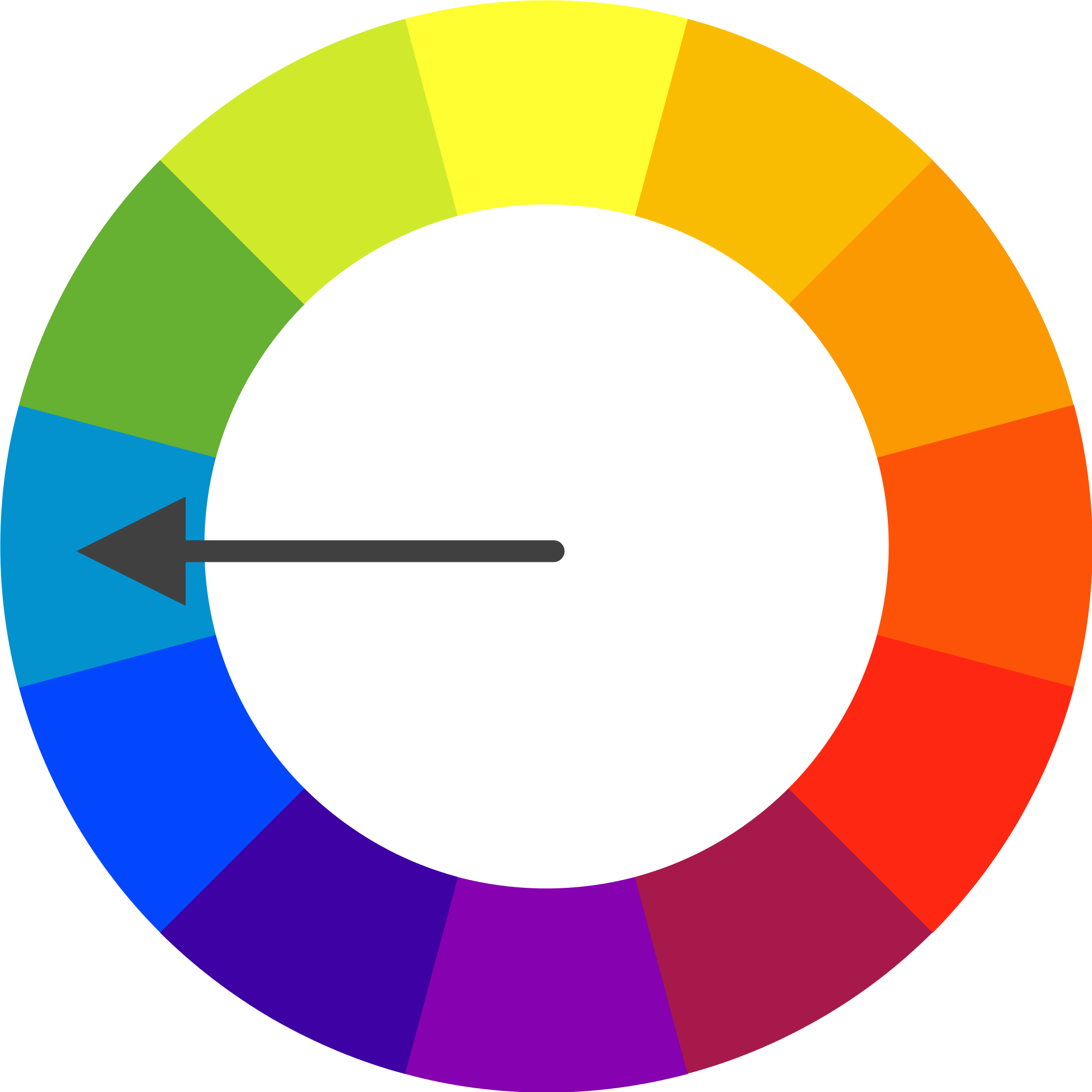The underestimated power of. Color clipart color chart