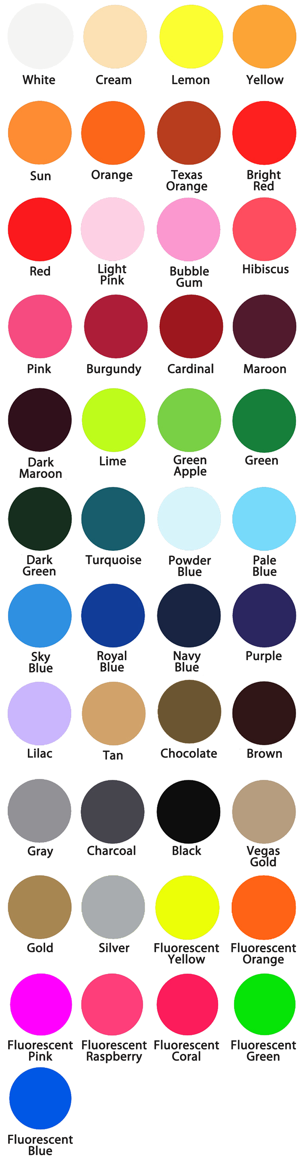Siser color chart fashion. Heat clipart heat transfer