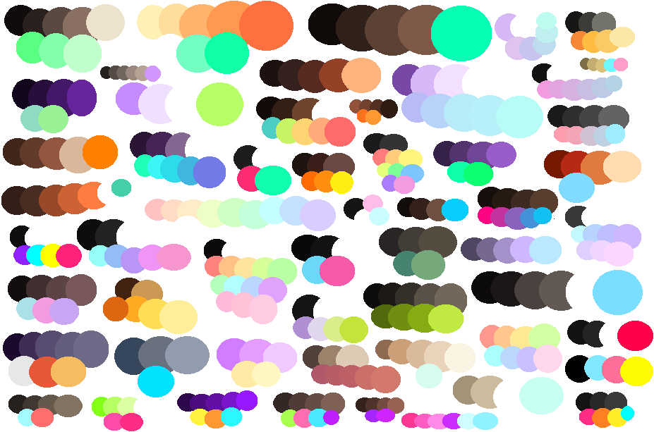 F u palettes by. Color clipart color palette