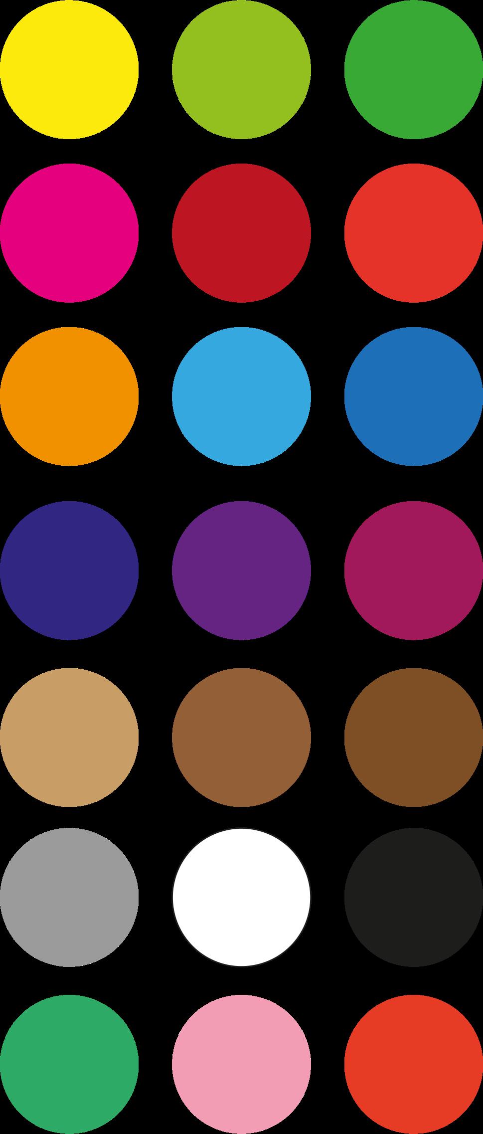 Big image png. Color clipart color palette