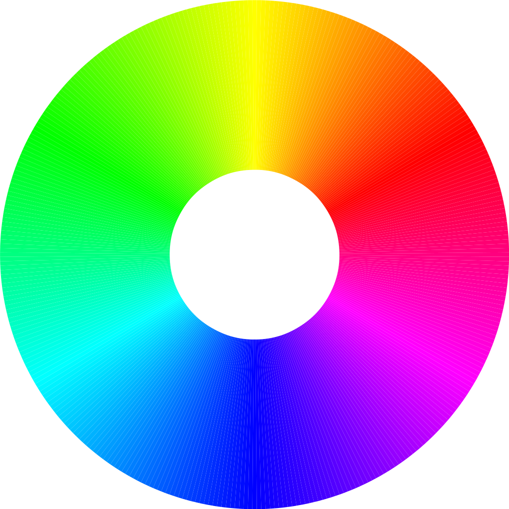 Color clipart color palette. The impact of ad