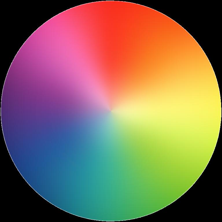wheel clipart hue