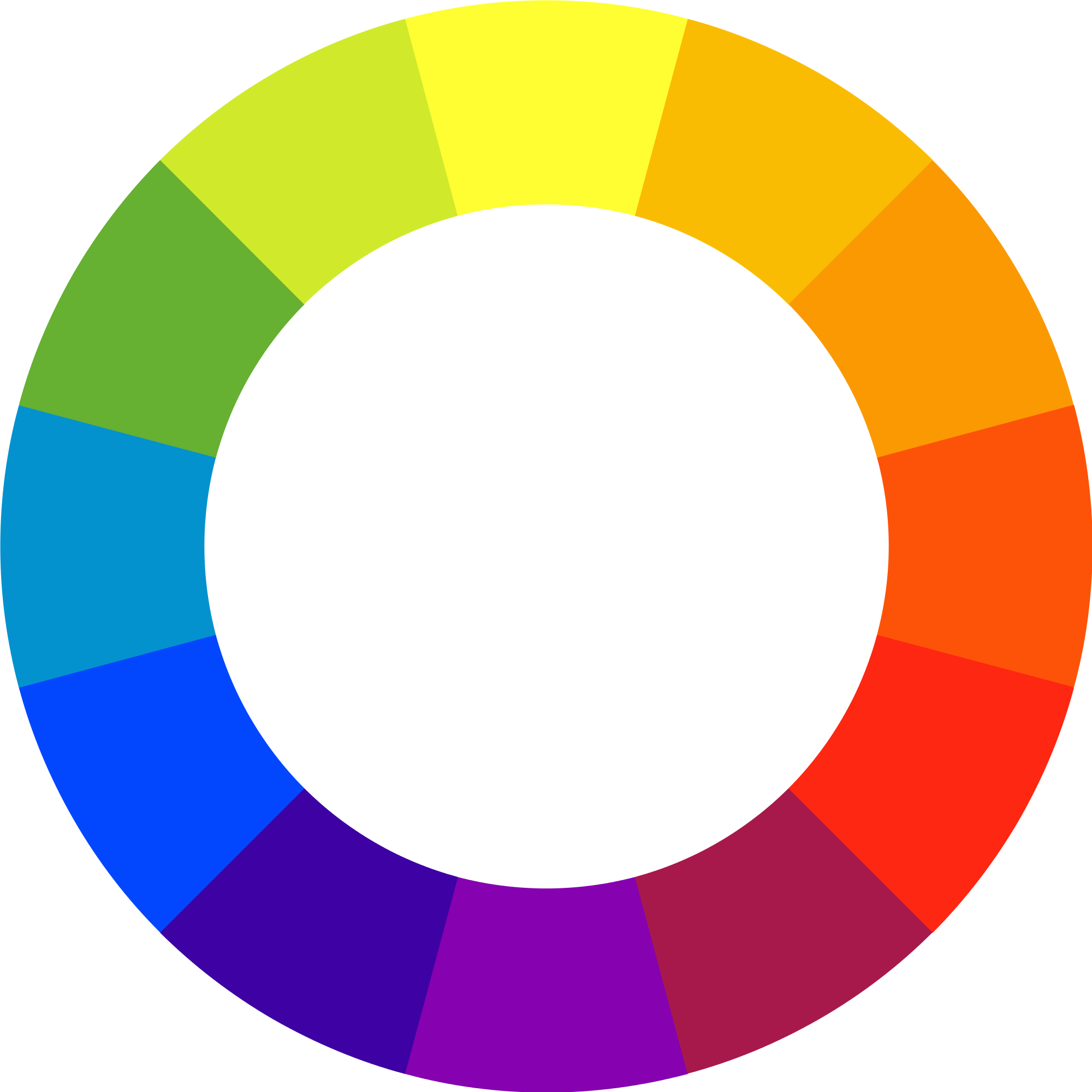 Color clipart color wheel. Theory basics choosing colors