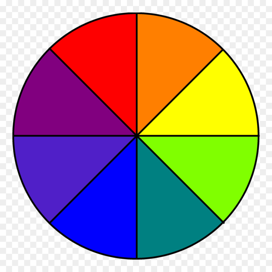Wheel clipart color wheel. Background yellow circle