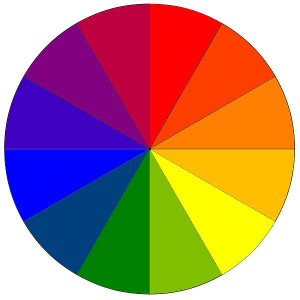 Image png sorting fandom. Color clipart color wheel