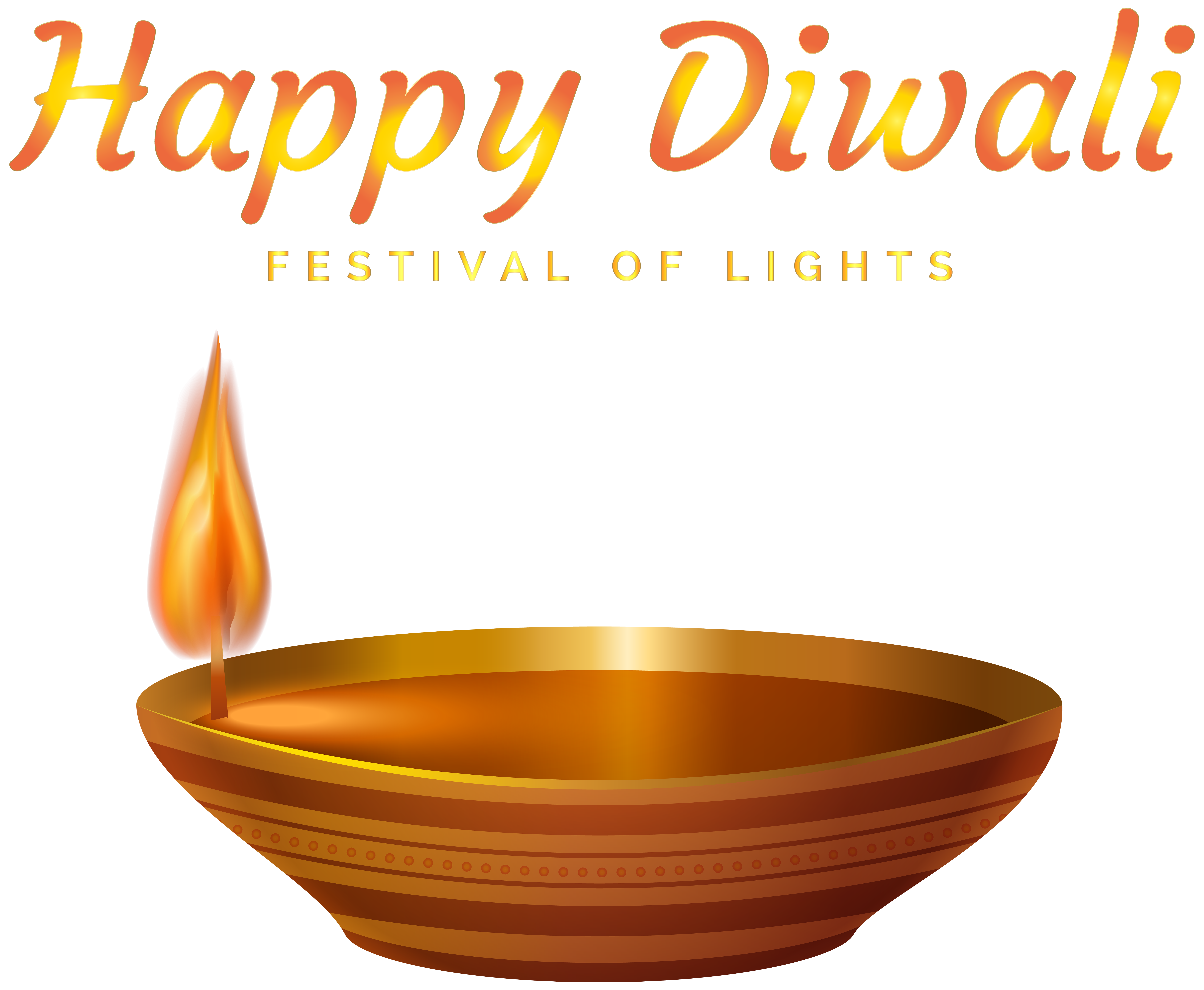 December clipart diwali light. Lamp free download animated