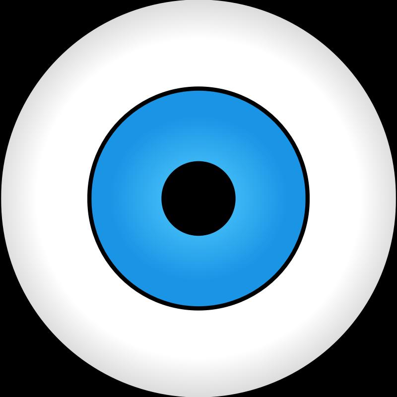 Pink eyes cyclops free. Eye clipart clip art