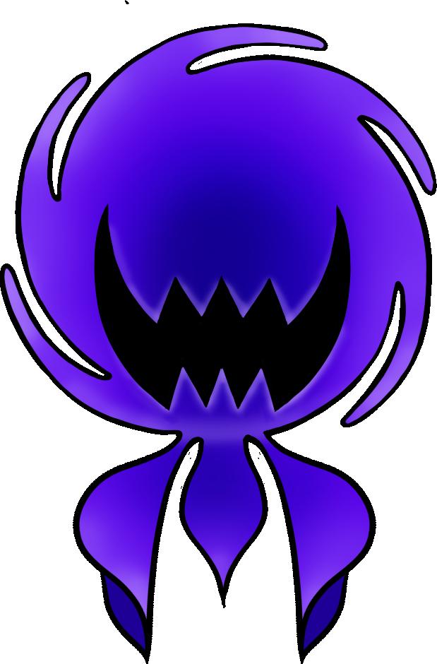 Colors clipart eye. Image violet wisp d