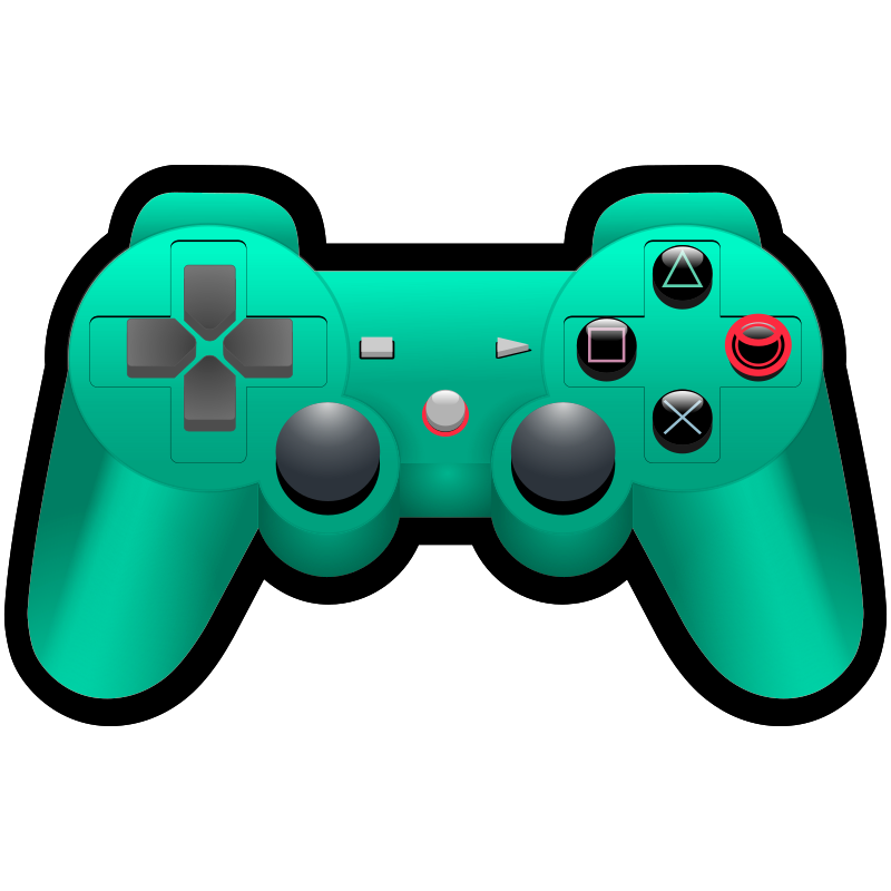 Playstation home keyboard commands. Controller clipart nes controller