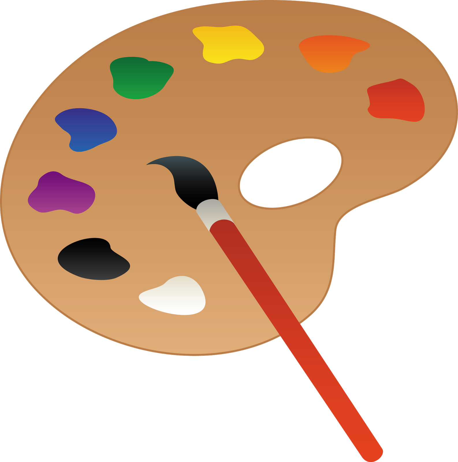 Mixing challenge colormixingchallenge. Color clipart painting