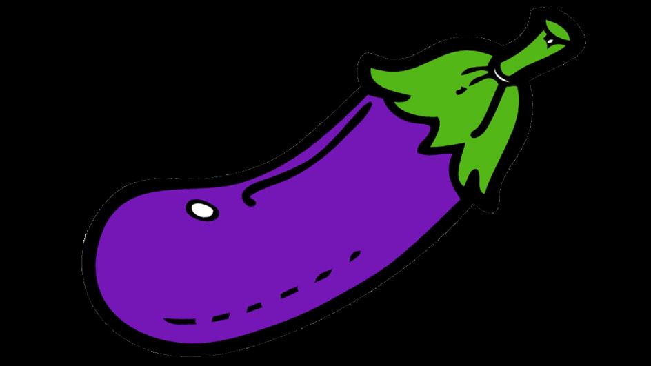 Coloring eggplant