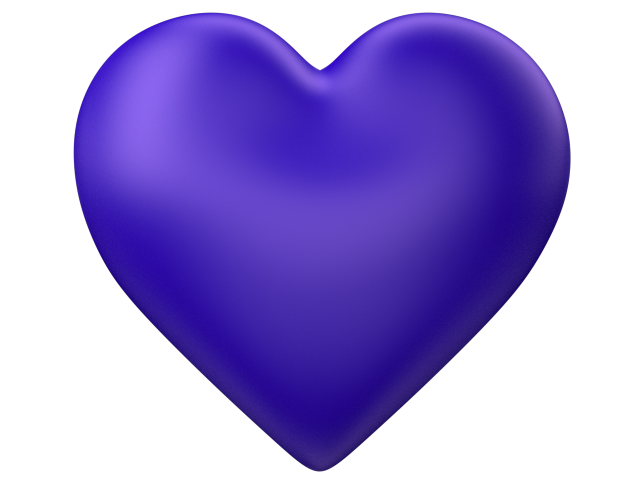 Crayon indigo pencil and. Heart clipart transparent background