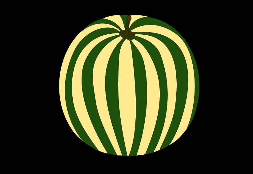 Plants clipart water melon. Raster download bitmap