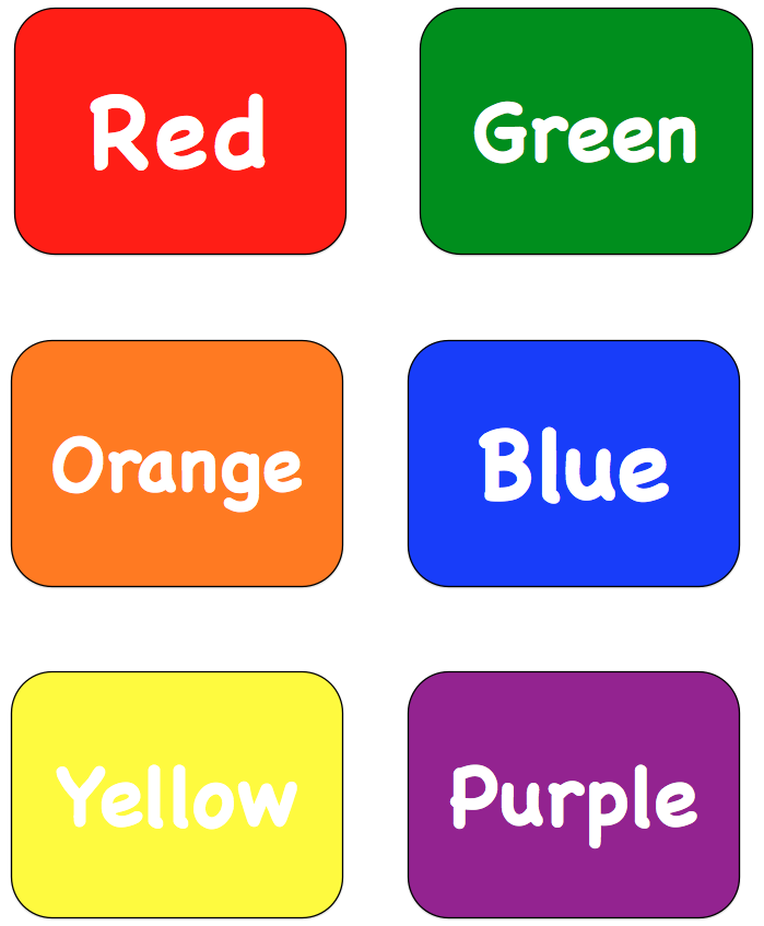 The lesson cloud free. Color clipart word