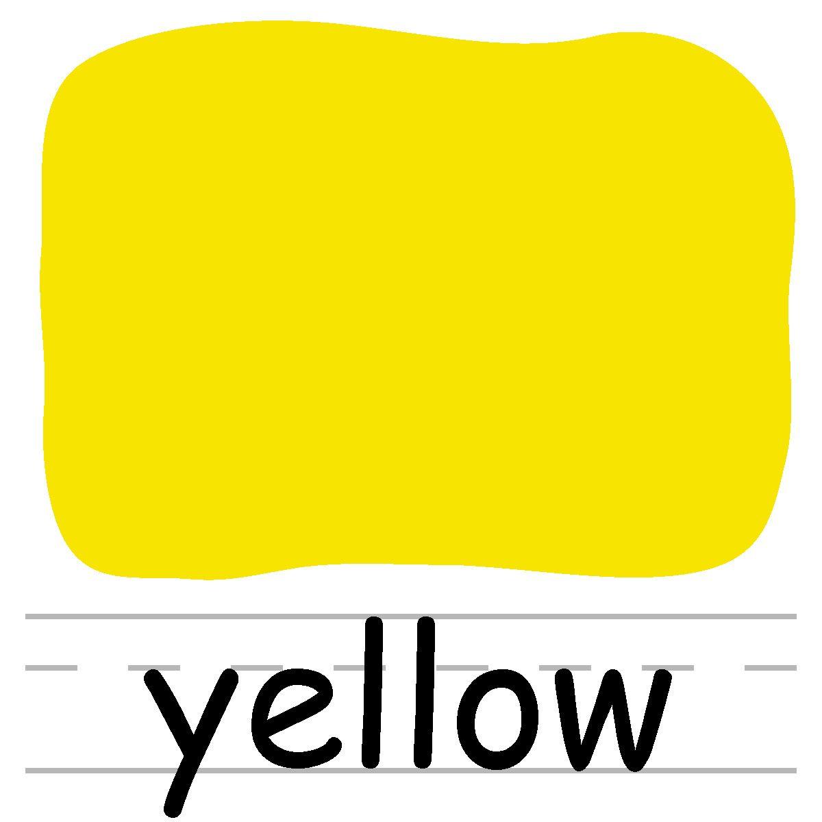 Clip art colors apple. Color clipart yellow