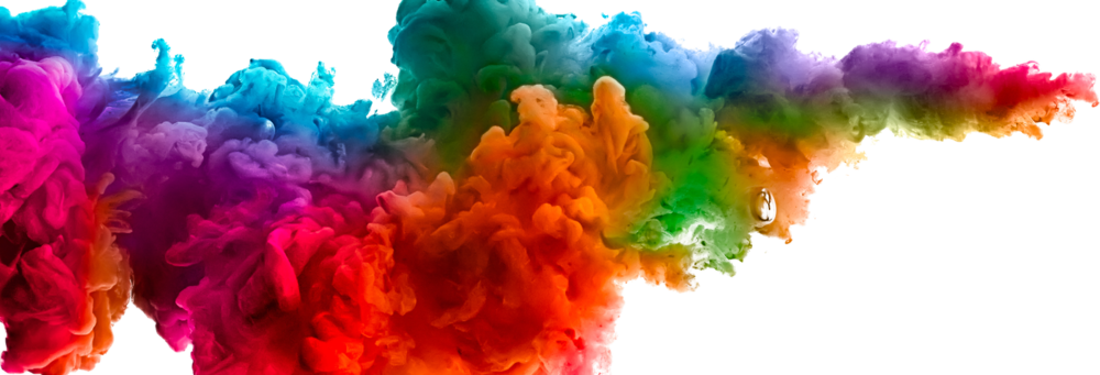 Psd official psds share. Colorful smoke png
