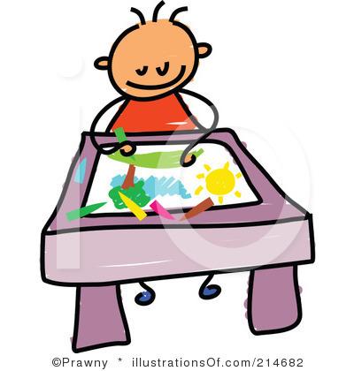 Coloring clipart. Clip art kids school