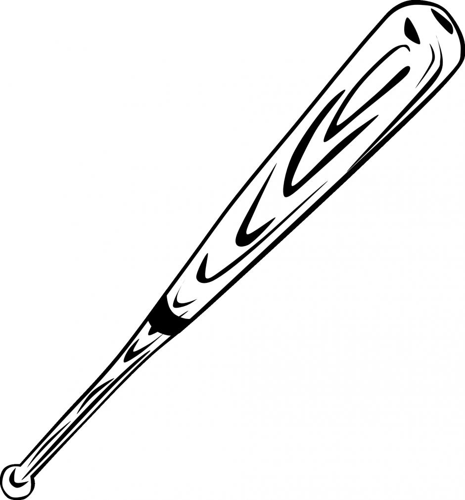 Field page panda free. Coloring clipart baseball