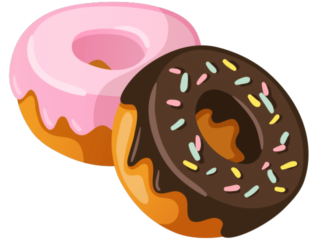 Dunkin donuts doughnut free. Coloring clipart donut