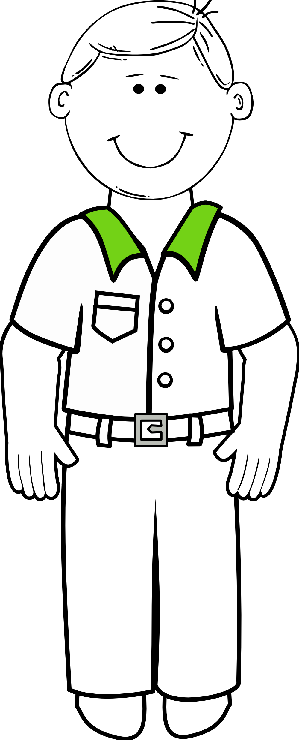 father clipart old dad