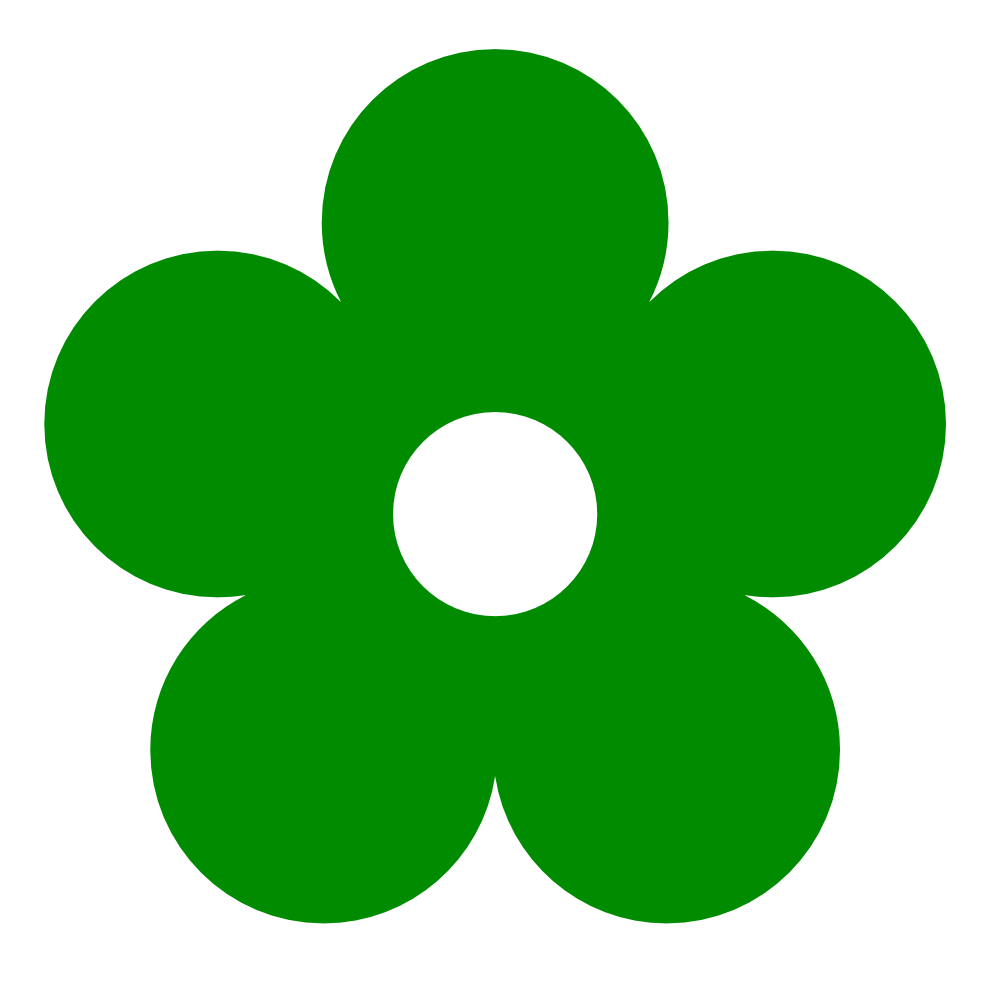Number 1 clipart green. Color panda free images