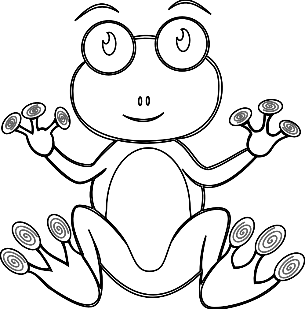 Clipartist net search results. Frog clipart book