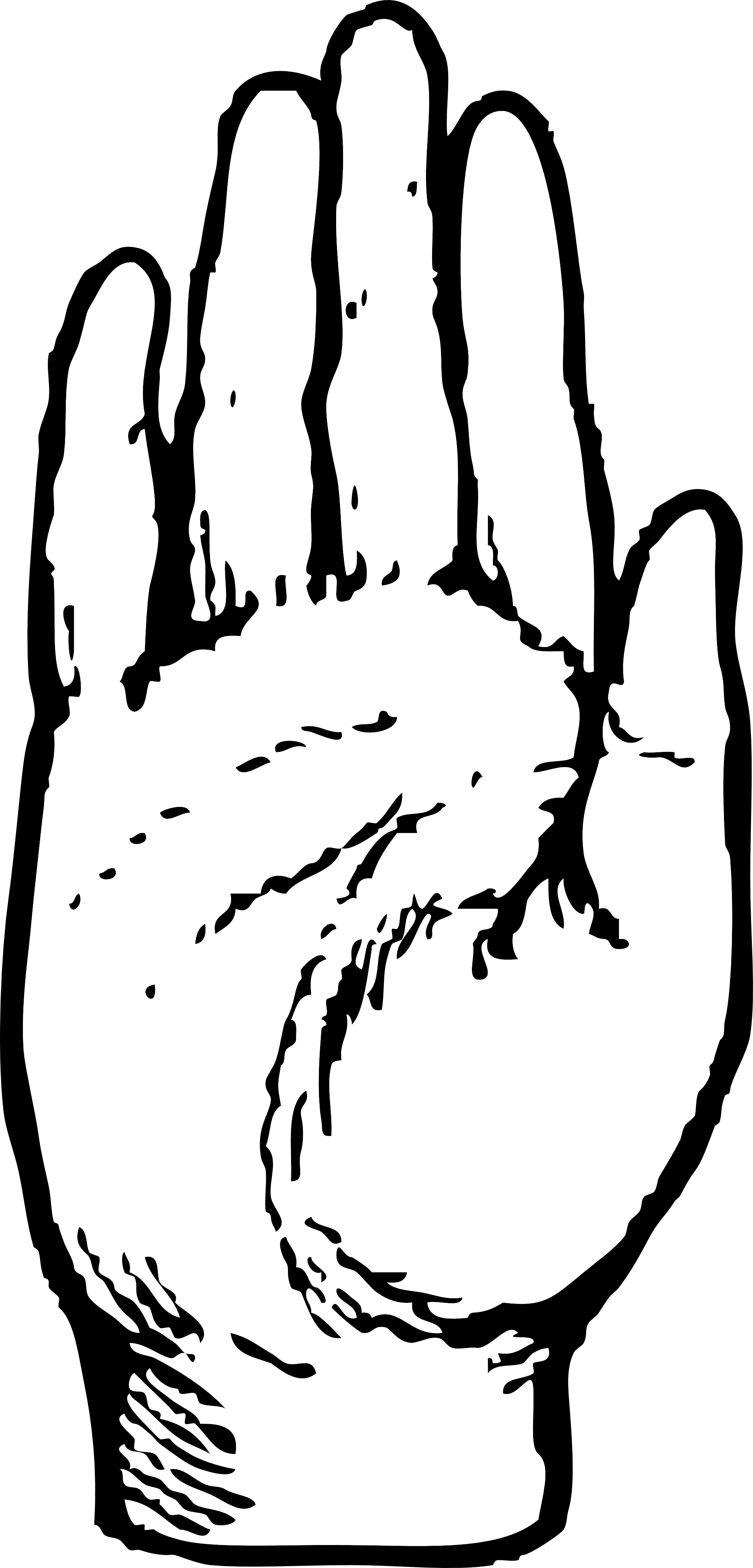 Handshake clipart helping hand.  collection of kids