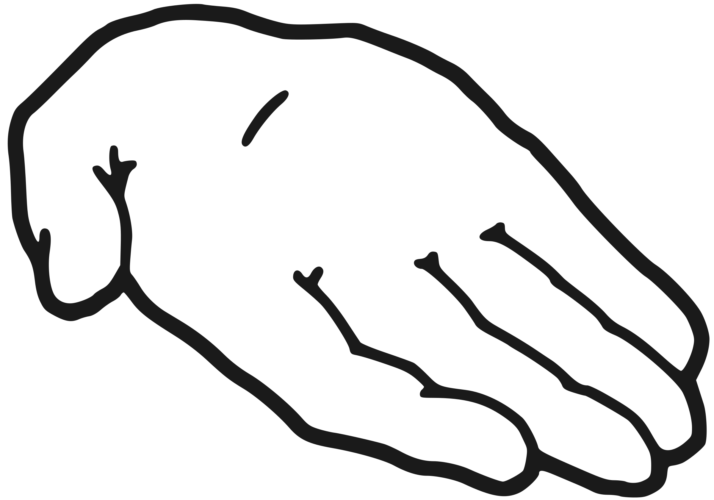 Hand extended in offer. Finger clipart simple