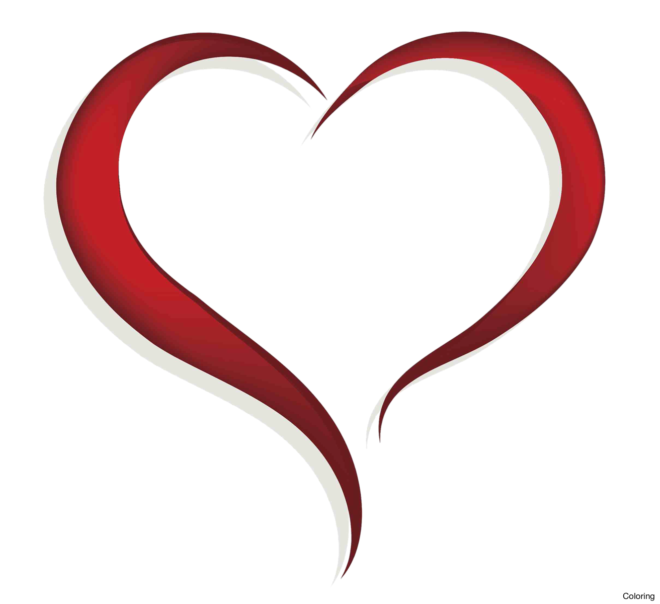 Hearts clipart vegetable. Free heart jokingart com