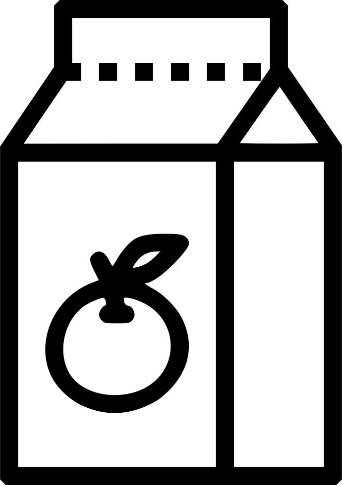 White clipart orange. Juice tetrapack packaged fruit