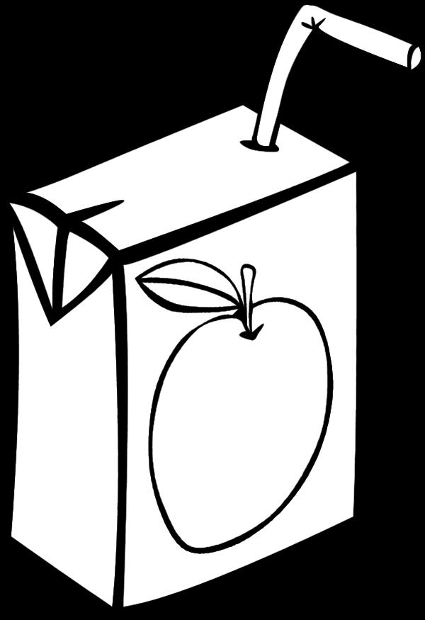Juice outline