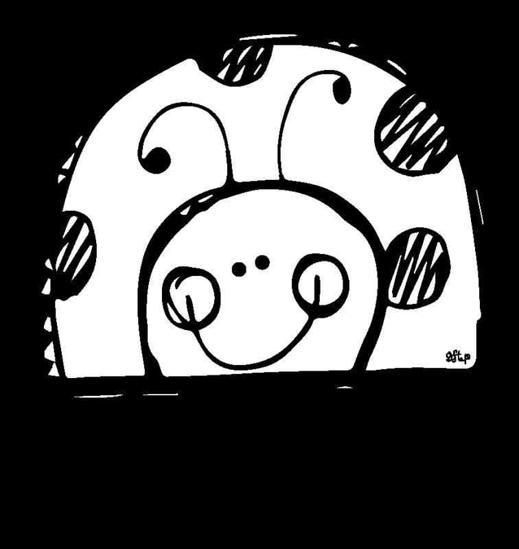 Cute ladybug drawing at. Ladybugs clipart colouring