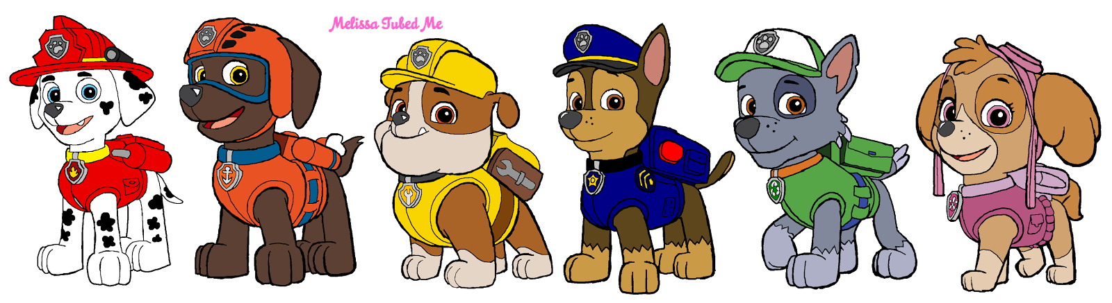 Paw clipart paw patrol. War pencil and in