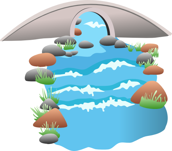 Nature clipart river.  collection of transparent