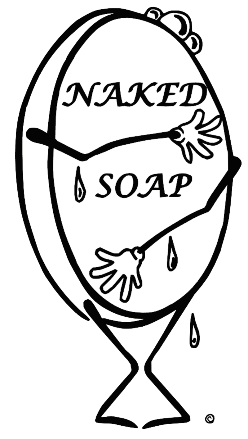 Bar of drawing at. Soap clipart outline