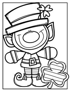 Free patrick s pages. Coloring clipart st patricks day