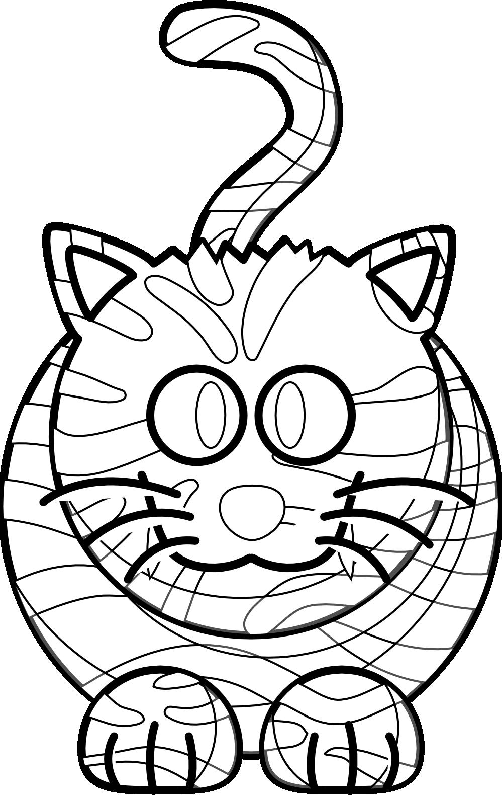 Clipartist net clip art. Coloring clipart tiger