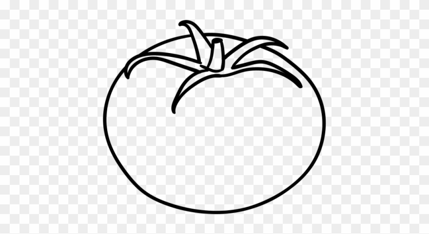 Pages tomato . Tomatoes clipart coloring page