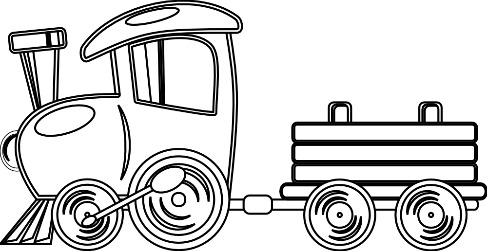 Toy train rail clip. Wheel clipart transport