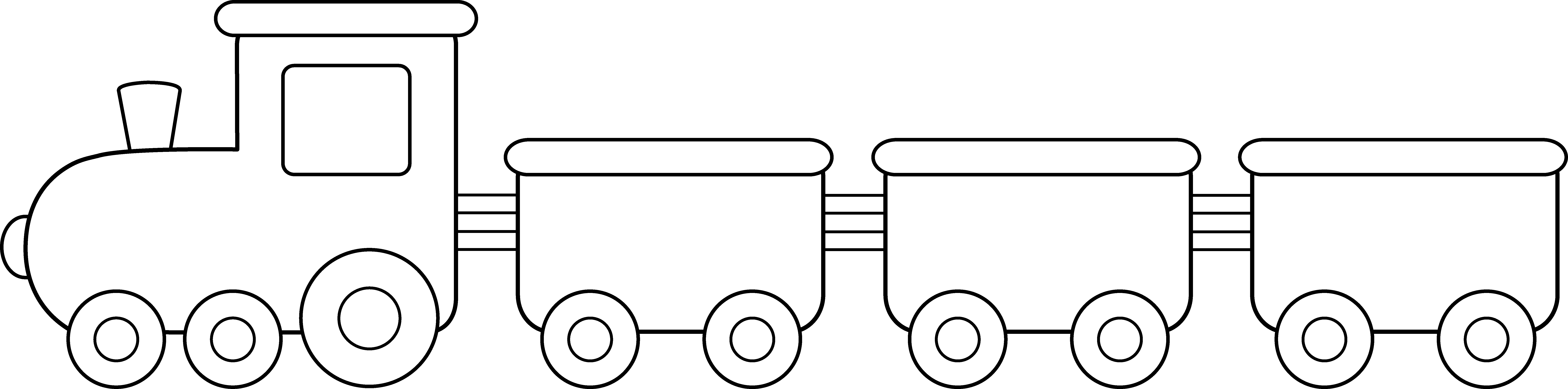 Free clipart train. Choo coloring pages download