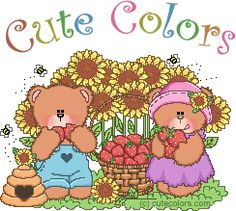 best cute images. Colors clipart