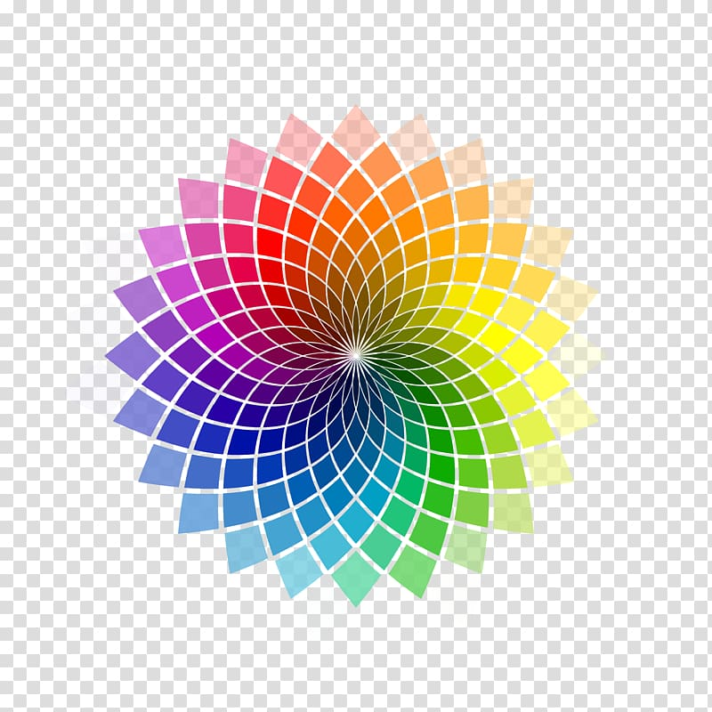Color wheel scheme complementary. Colors clipart background