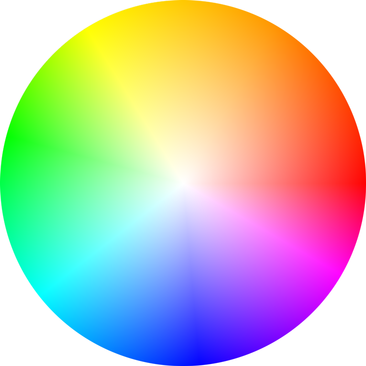 Color harmony how to. Colors clipart beige