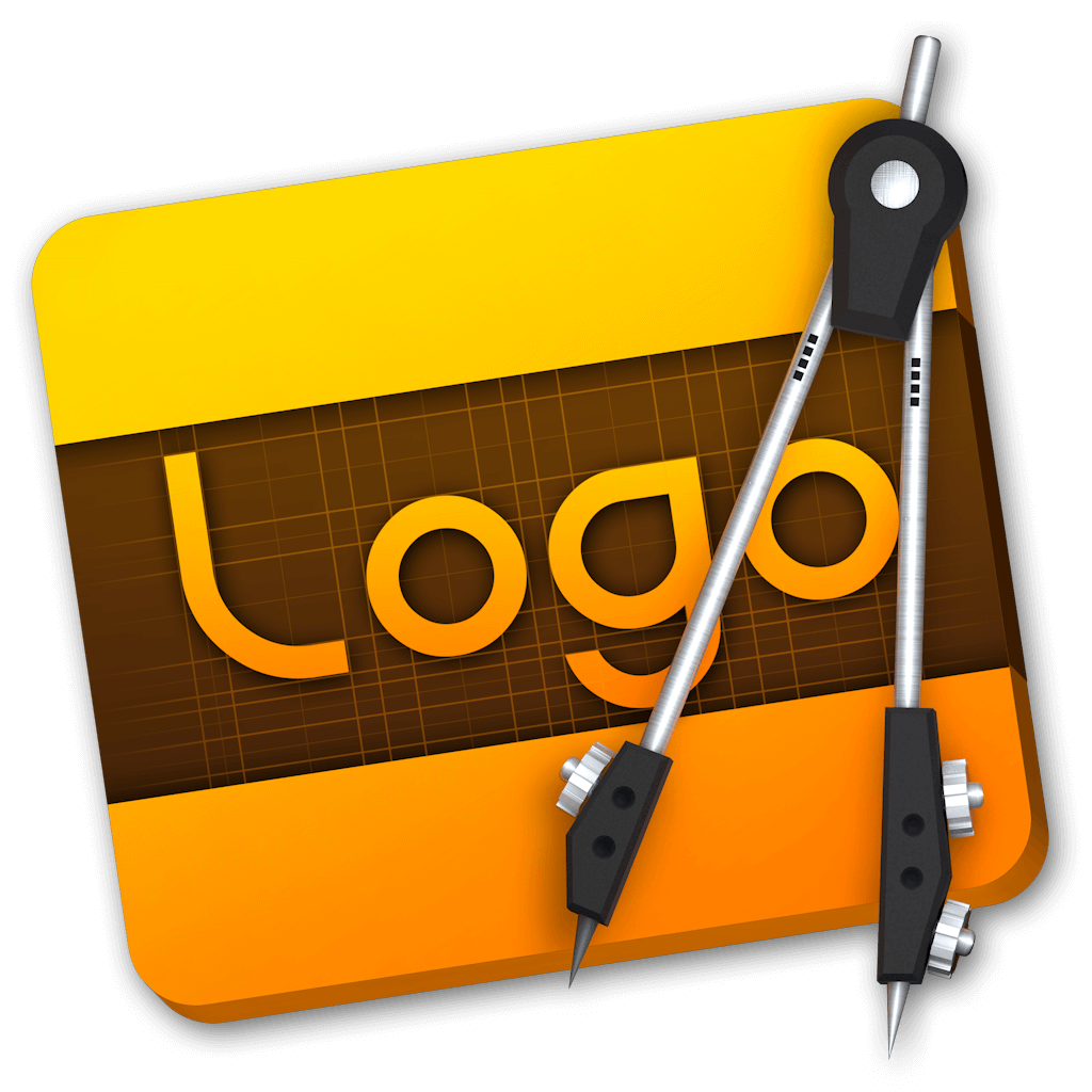 Logoist powerful vector design. Colors clipart box