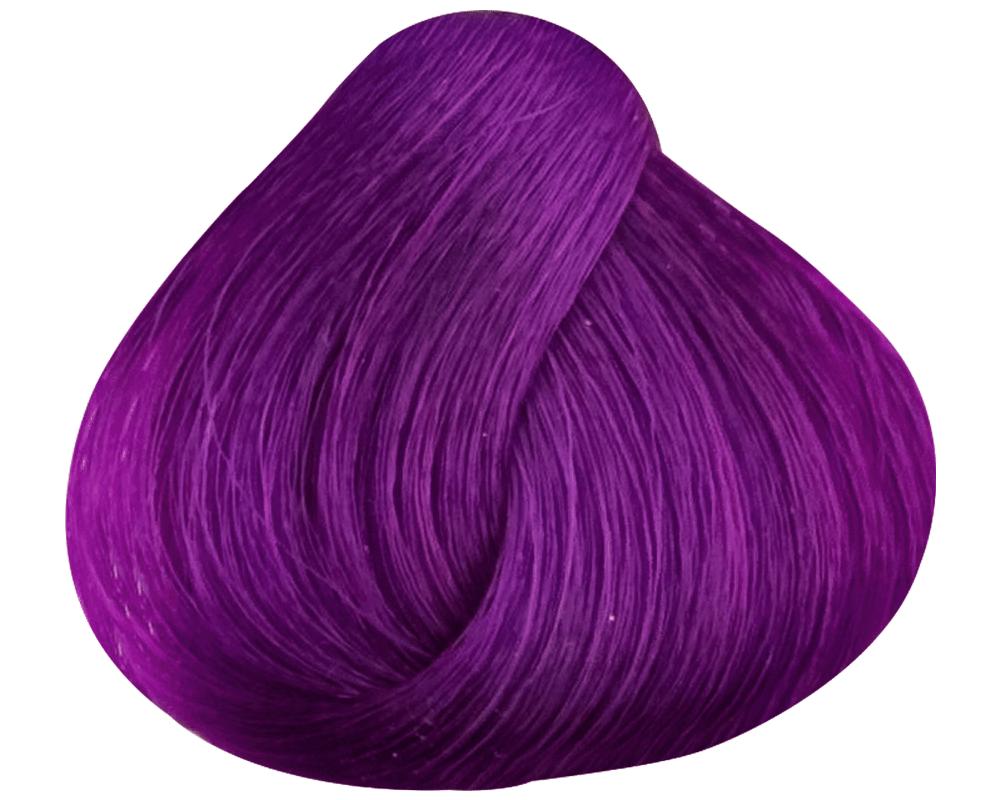 Paradox semi permanent purple. Colors clipart brown hair